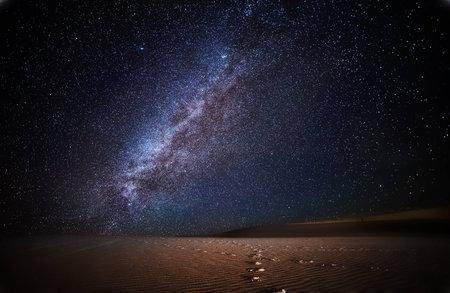 天の川 報道画像