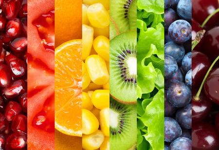 Healthy food background. 免版税图像