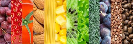 alimentacion sana: Fondo de la comida sana