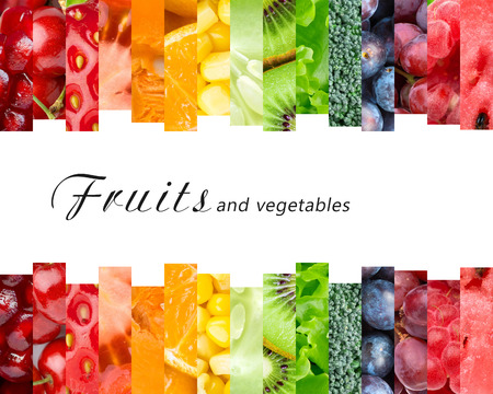 orange fruit: Fresh fruits and vegetables. Healthy food concept