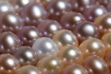 Close up of Pearls