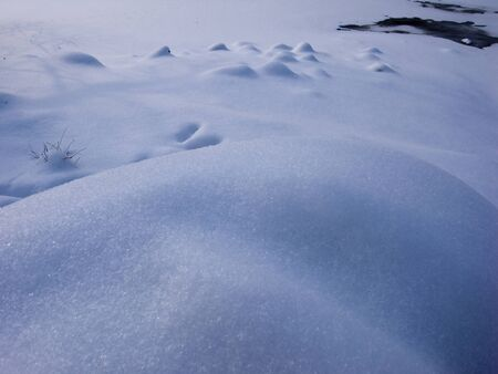 snowscape: snow