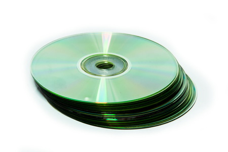 megabytes: CD, DVD