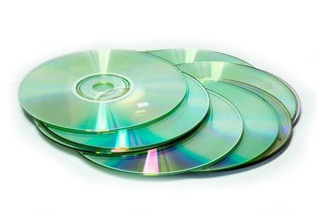 CD, DVD Reklamní fotografie - 71729801