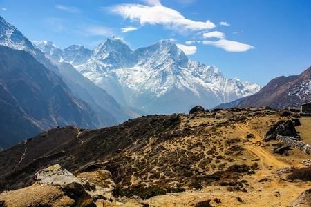 Himalayas. Nepal.