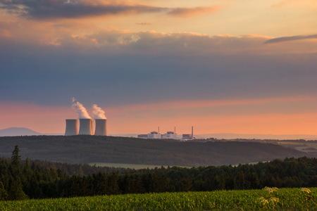 temelin: Nuclear power plant Temelin