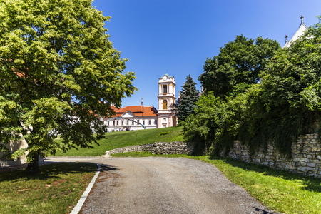 Abbey Goettweig in lower austria, Austria Reklamní fotografie