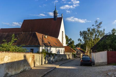 Bechyne - old city in South Bohemian region, Czech republic.