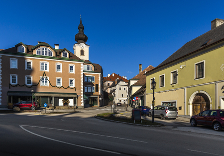 City of Heidenreichstein, Lower Austria.