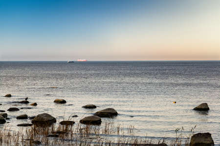 View to Gulf of Finland.