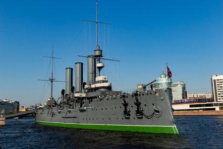 Revolution battleship