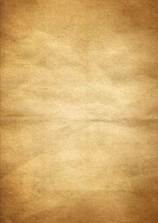 oud document: Vel geel bouw papier met textuur