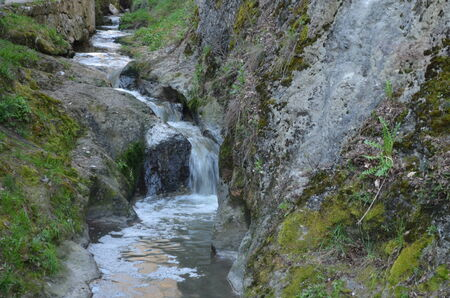 cours d eau: Ce est un cours d'eau wanderfull de Transilvania