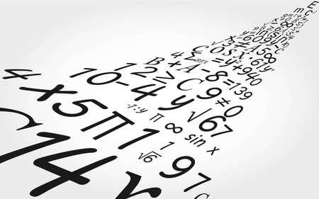 Math-Hintergrund