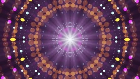 ornamental lights symmetrical kaleidoscopic psychedelic pattern illustration background New quality holiday native universal cool nice joyful stock image