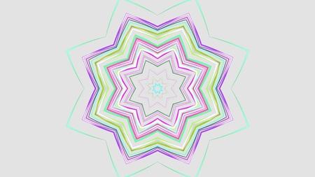 abstract rainbow colos drawn elegant lines stripes bands beautiful illustration background New universal colorful joyful stock image .