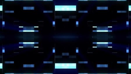 symmetrische glanzende vorm glitch interferentie scherm afbeelding achtergrond nieuwe kwaliteit digitale technologie patroon kleurrijk stock afbeelding