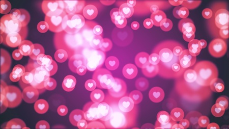 many heart shape like icon random illustration background New unique quality universal dynamic colorful joyful holiday stock image