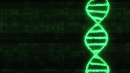 DNA spiral molecule illustration background new beautiful natural health cool nice stock image Stockfoto