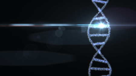 DNA spiral molecule illustration background new beautiful natural health cool nice stock image Stock Photo