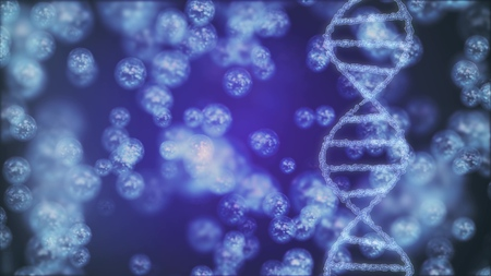 DNA spiral molecule illustration background new beautiful natural health cool nice stock image