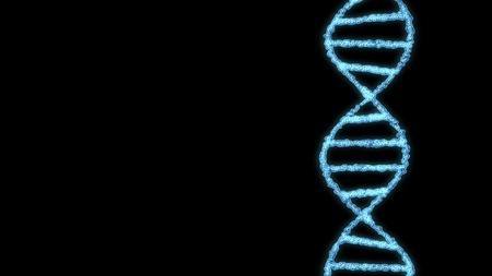 DNA spiral molecule illustration background new beautiful natural health cool nice stock image Reklamní fotografie