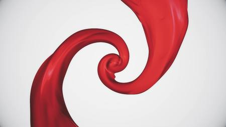 caramel paint leak surreal spiral illustration background new quality graphics cool nice beautiful 4k stock image Stock Photo