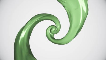 caramel paint leak surreal spiral illustration background new quality graphics cool nice beautiful 4k stock image 版權商用圖片