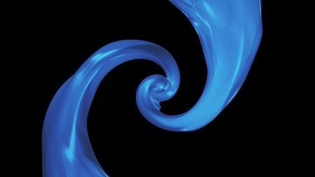 caramel paint leak surreal spiral illustration background new quality graphics cool nice beautiful 4k stock image Stock Photo