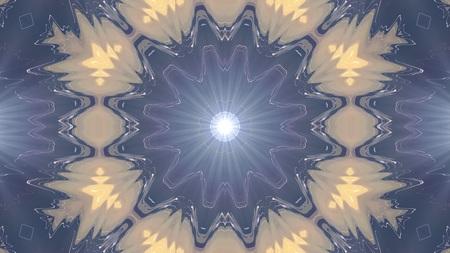 digital symmetrical energy neon shiny kaleidoscopic illustration background new unique quality art stylish colorful joyful cool nice beautiful stock image