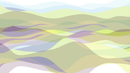 soft waving abstract color stripes painting gentle flow illustration background new quality art colorful cool nice beautiful stock image Imagens