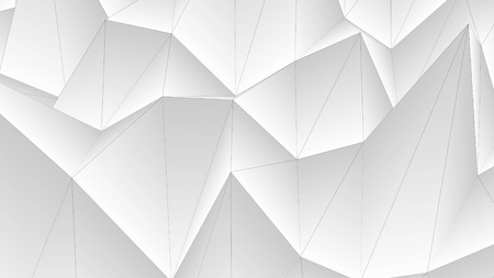 wave low white polygonal landscape illustration background new unique retro beautiful cool nice joyful stock image Фото со стока