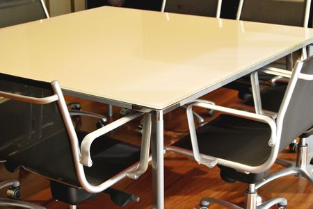Istanbul Furtrans holding, small conference table photo