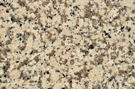 Close up of polished granite photo