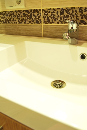Detail from a modern and contemporary bathroom Stock Photo - 11099524