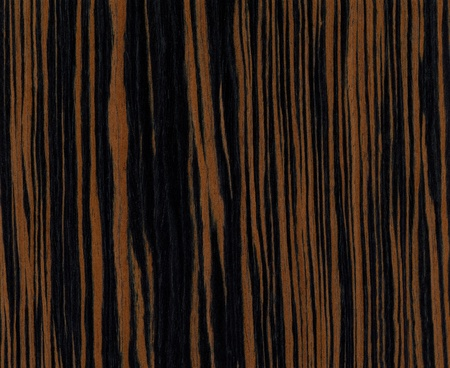 panelling: Wood grain texture. Ebony wood