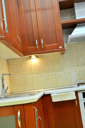 Ko�taş Istanbul Kartal, home improvement store, kitchen supplies section Stock Photo - 11816839