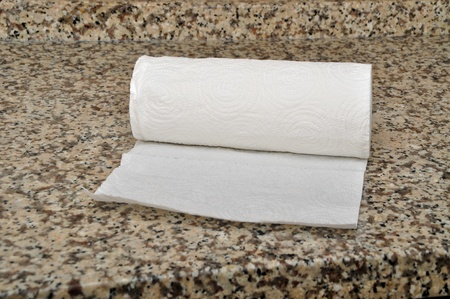 A close up of a kitchen paper Stock Photo - 12744175
