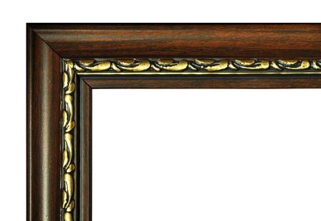 Isolated frame on white background Stock Photo - 12749673