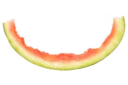 Very juicy tropical fruit, watermelon photo