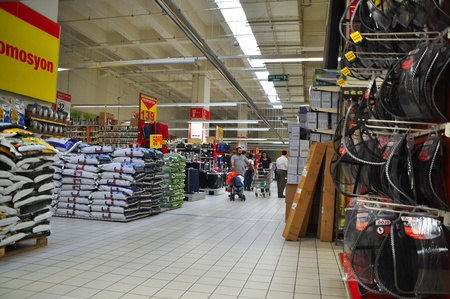 Istanbul Maltepe Carrefour has opened a new branch.
