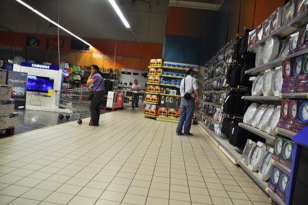 shoppingcarts: Istanbul Maltepe Carrefour has opened a new branch.