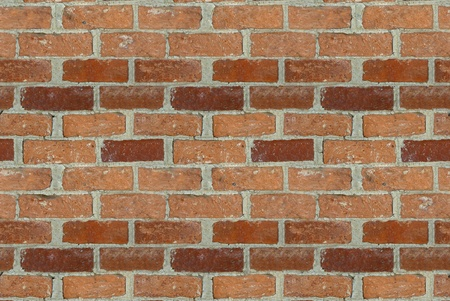 sequential: Image taken of a brick wall