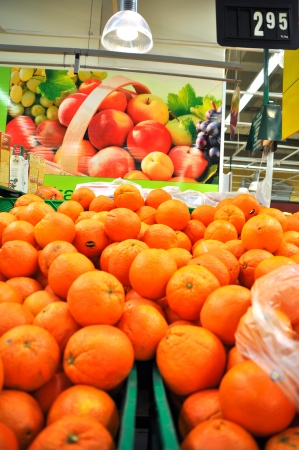 Istanbul Maltepe Carrefour has opened a new branch  Fruit section