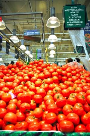 greengrocer: Estambul Maltepe Carrefour ha abierto una nueva secci�n de Fruter�a rama