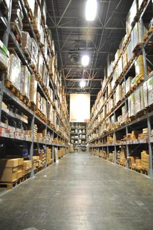 corridors: Ikea, home improvement store, long corridors