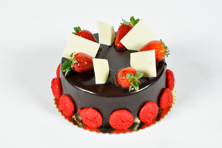 Good looking, delicious and beautiful cake