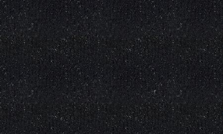black carpet: Background black carpet material pattern texture flooring Stock Photo