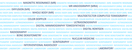 mammography: Concepts related to imaging devices in the medical field Stock Photo