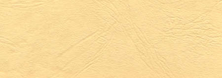 Suitable for background, leather texture surface kraft beige paper close-up, can be used for web templates and artworks